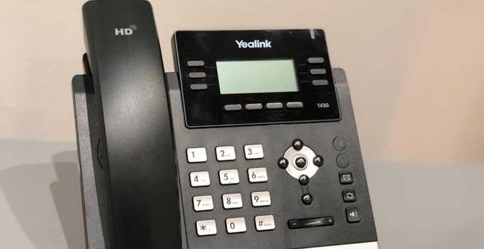 Ankauf Yealink Telefone